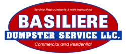 Welcome to Basiliere Dumpster Service LLC - Get your dumpster today!